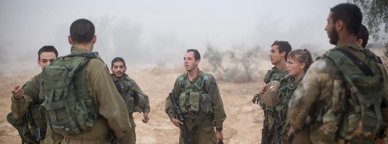 israel and its army cohen stuart a